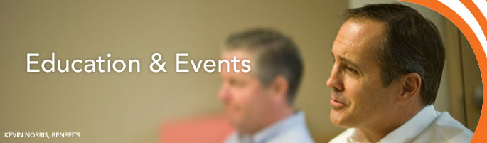 Parker, Smith & Feek Education and Events