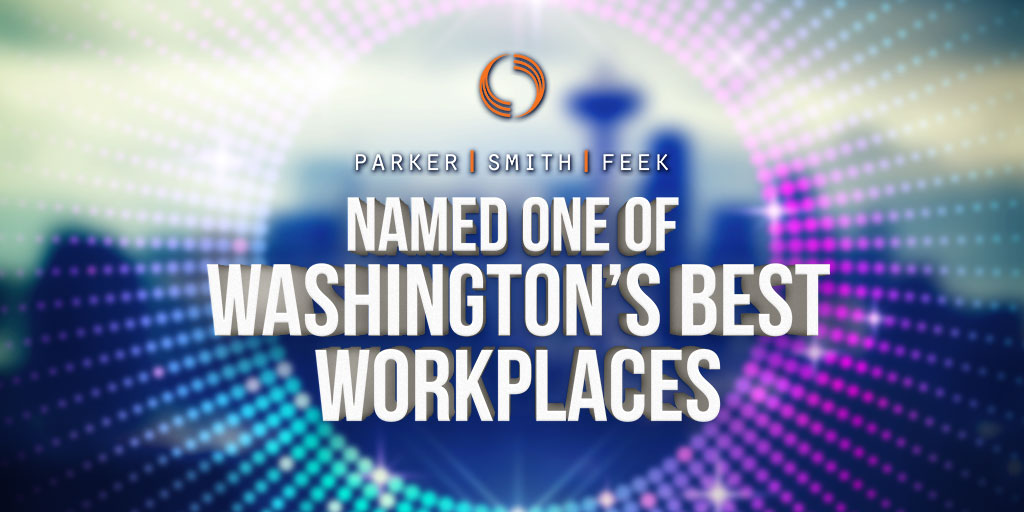 Washington Best Workplaces!