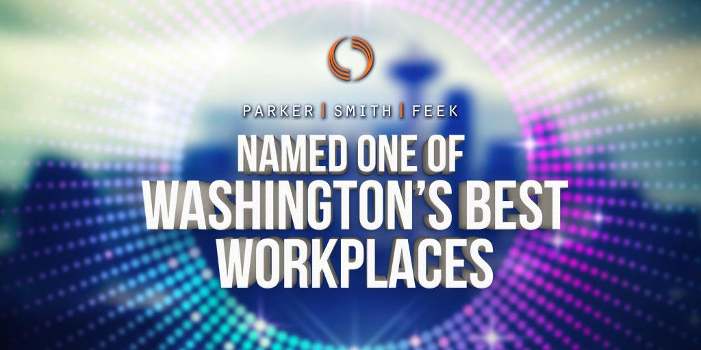Washington Best Workplaces!