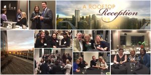 ASHRM Rooftop Reception