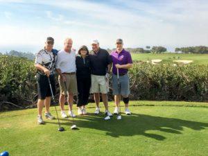 Portland Team Golf Chubb Charity Challenge