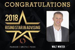 Walt Winter Rising Star