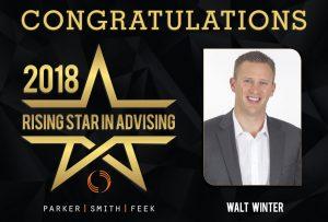 Walt Winter Rising Star