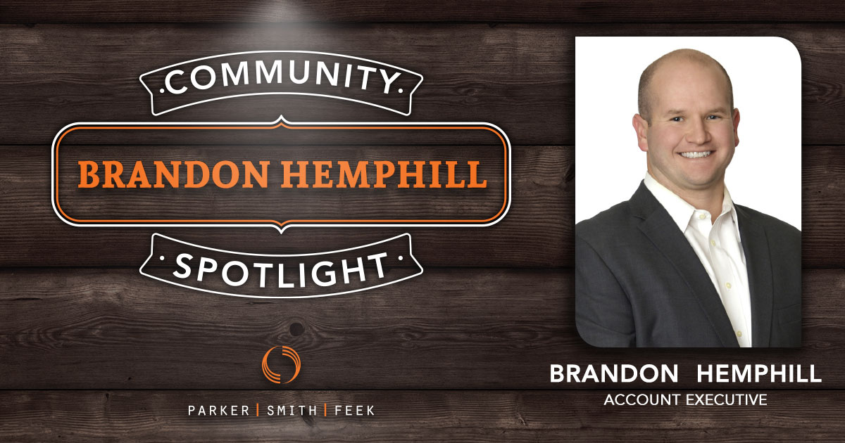Employee Spotlight: Brandon Hemphill