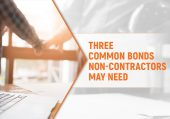 Three Bonds Non-Contractors May Need