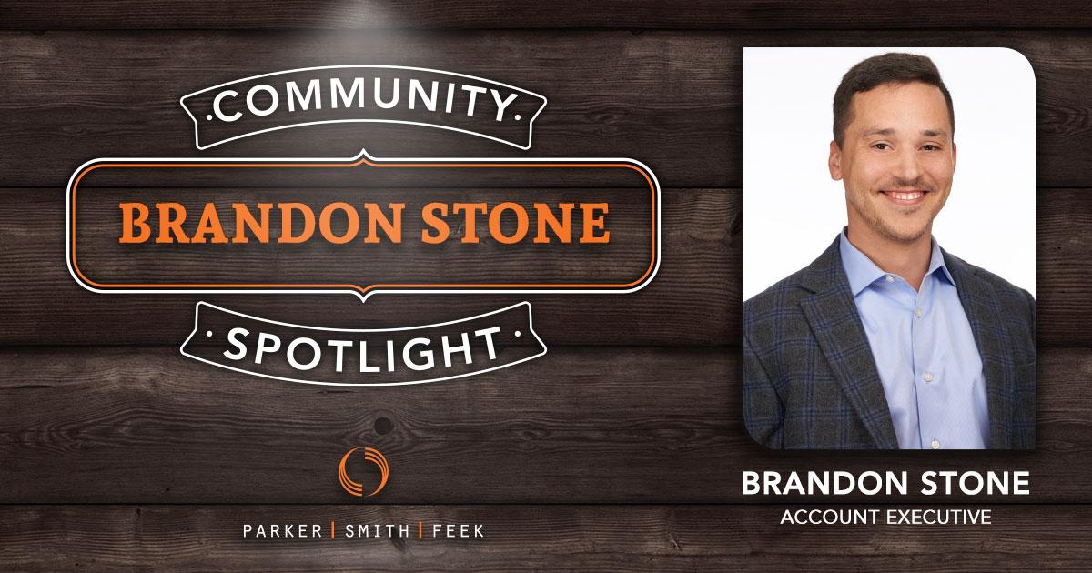 Community Spotlight: Brandon Stone