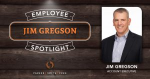 Employee Spotlight: Jim Gregson