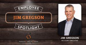 Employee Spotlight: Jim Gregson