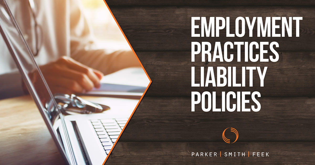 Employment Practices Liability policies are important for businesses of all sizes, but are complicated and often misunderstood by policyholders. Learn more about how these costly mistakes can be avoided from Parker, Smith & Feek's Claims Manager Edward Rhone.