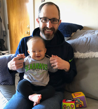 Parker, Smith & Feek's builder's risk specialist, @Nicholas Kot, is a jack of all trades in #riskmanagement. Learn more about this world-traveling Sounders fan in our latest Employee Spotlight