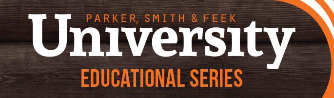 Parker, Smith & Feek University