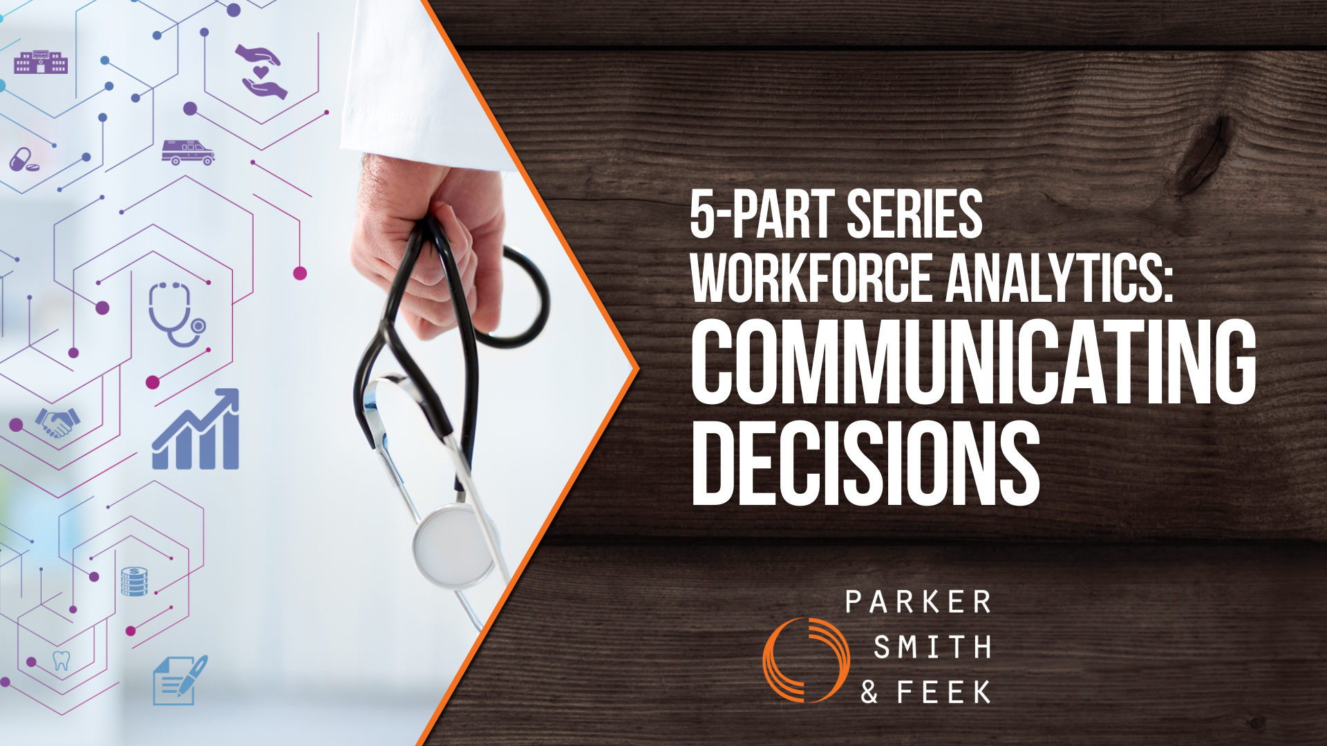 After using demographic data to make informed decisions on your organization's benefit programs, the next step is to communicate these to your employees in a meaningful way. Parker, Smith & Feek Account Executive @Disa Davis shares what you should consider when selecting the best communication method in part four of her five-part series on workforce analytics.