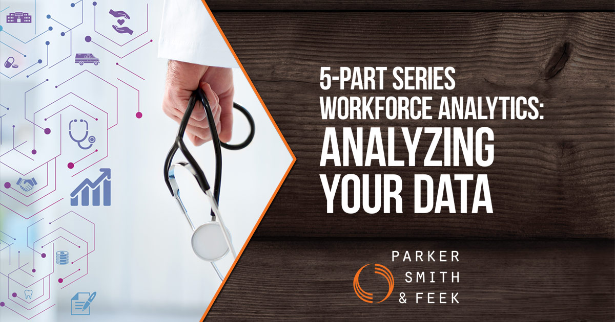 With workforce analytics, a consultant can break down employee data for important benefit coverage decisions and help you understand what programs will be most meaningful. Parker, Smith & Feek Account Executive Disa Davis discusses the details in part three of her five-part series.