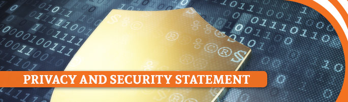 Privacy Policy & Statement