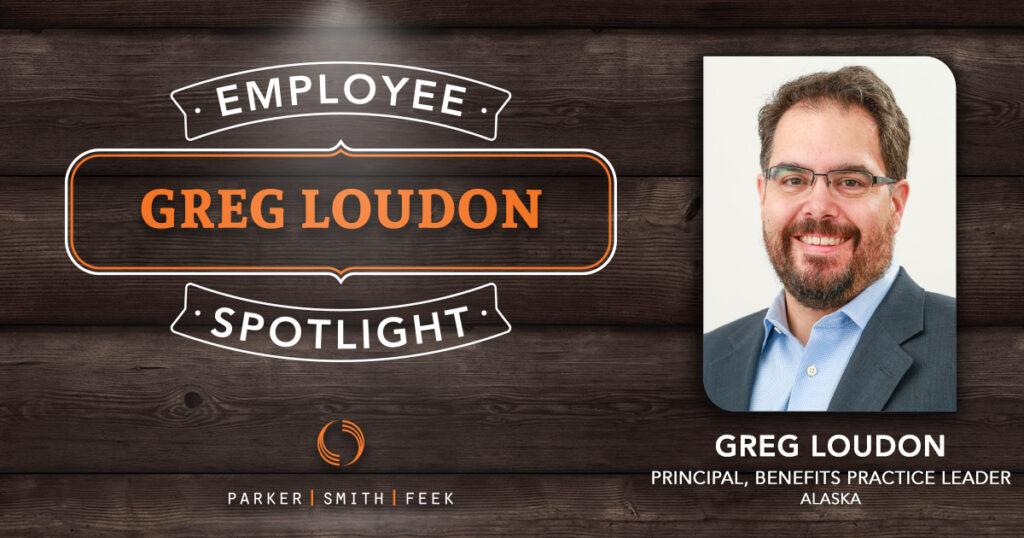 Parker, Smith & Feek Employee Spotlight, Greg Loudon.