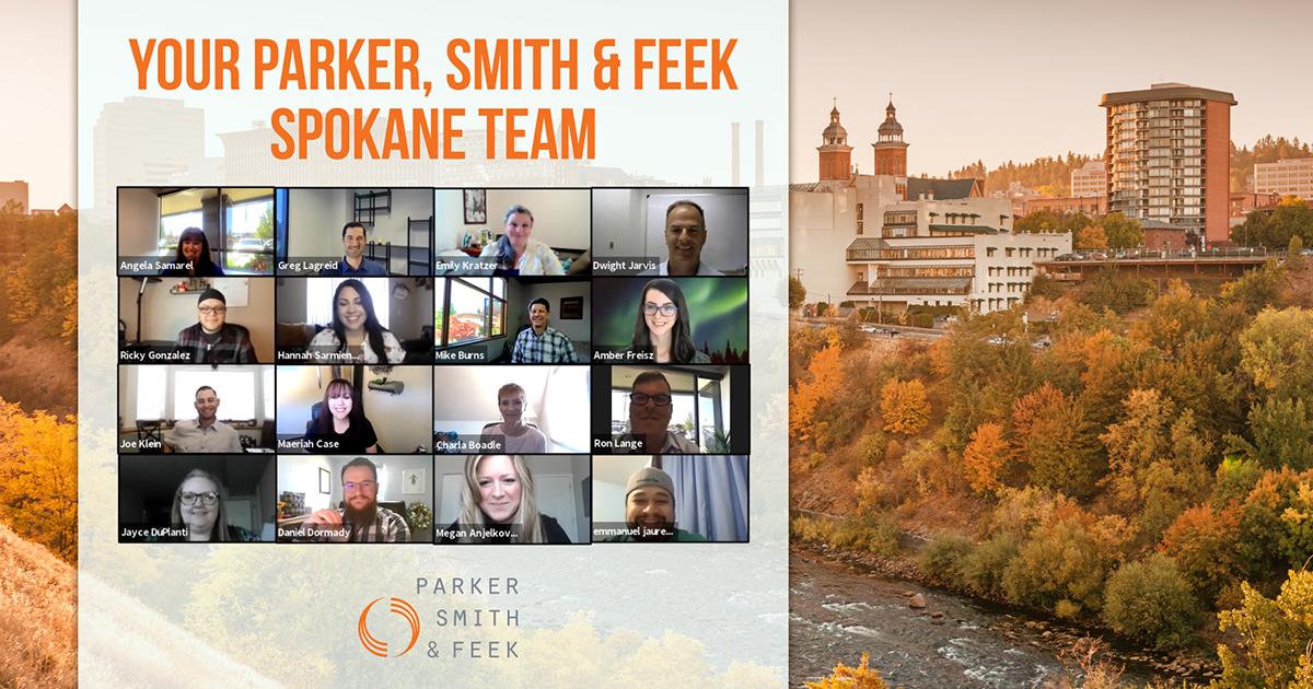 Meet our Spokane Team