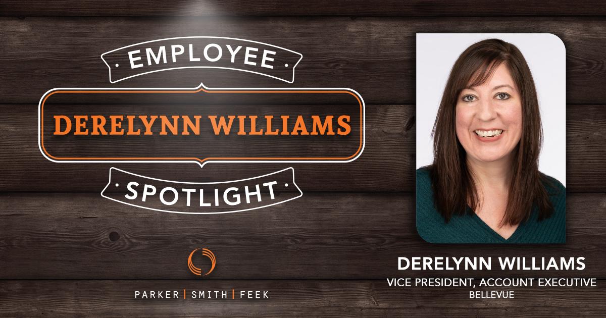 Employee Spotlight: Derelynn Williams
